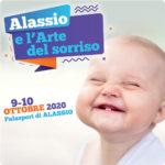 Nuovo evento ad Alassio, L'arte del sorriso, con Giorgio e Vittorio Magnano.